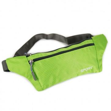 Marsupio verde fluo sportivo da running