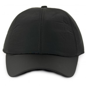 Cappello uomo grigio invernale con visiera