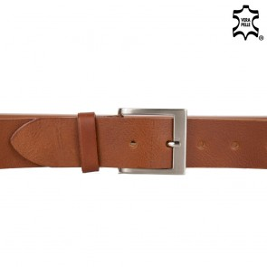 Cintura in cuoio uomo 4cm