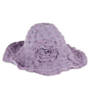 Cappello estivo donna pieghevole