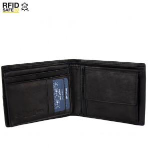 Portafoglio protezione RFID classico