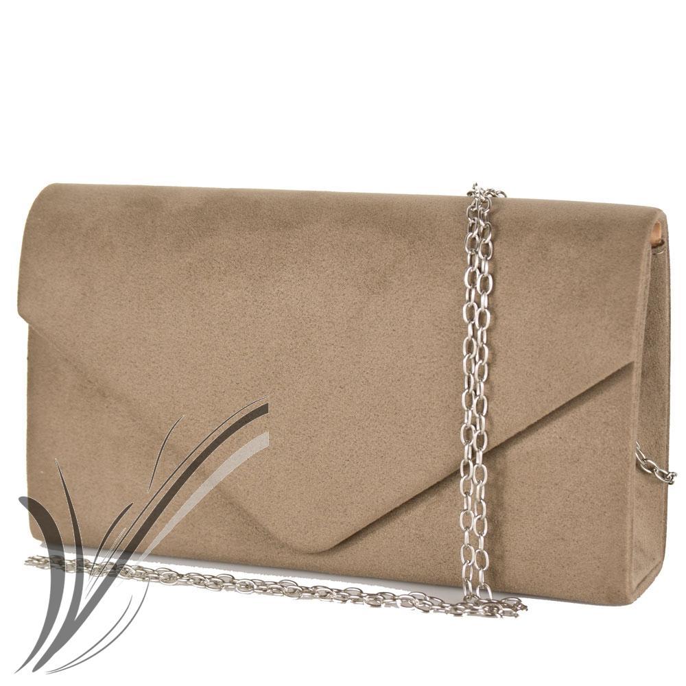 e7e985b496 Pochette-cerimonia-scamosciata-clutch-elegante-borsa-piccola-borsetta-