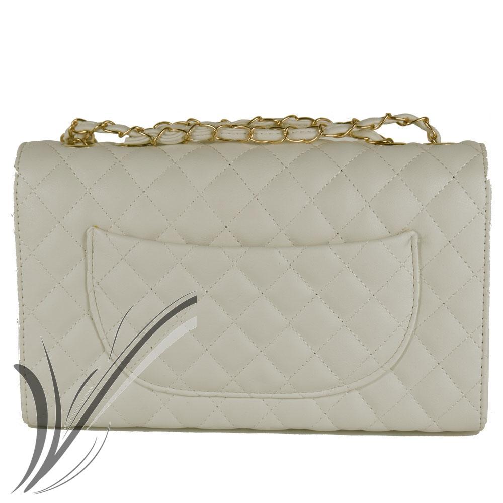 0e92495c65cd80 Borsa borsetta pochette da donna trapuntata elegante spalla con ...