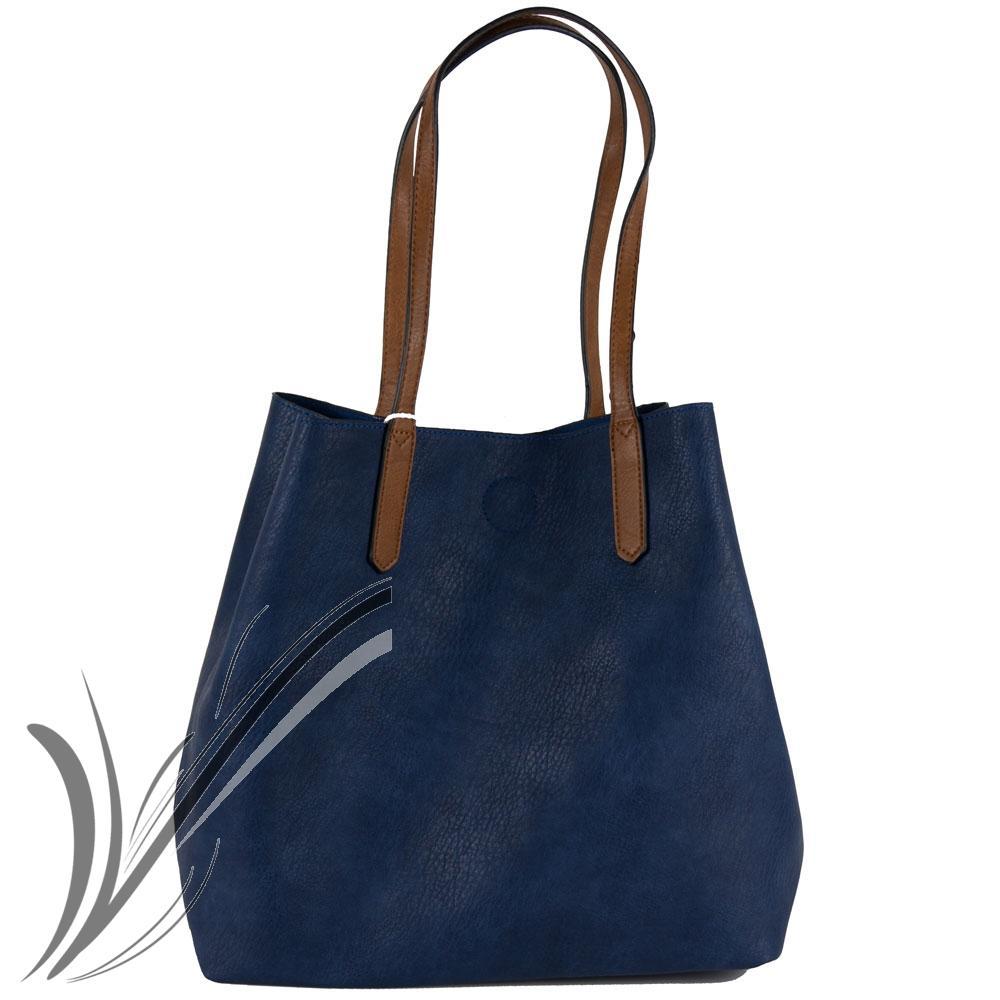 cb5800b3b5 Borsa donna grande capiente tipo hobo bag tracolla borsello e ...